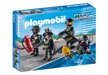 Playmobil City Action 9365 SEK - Team