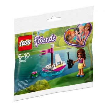 Lego Friends 30403 Olivia´s Boat