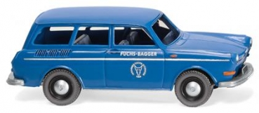 "Wiking 004203 VW 1600 Variant 1969 - 1973 ""Fuchs"" 1:87 Spur H0"