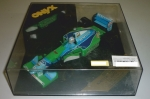Onyx 5015A Benetton Ford B193B Test Car 1994 Start-Nr. 6 J.J. Lehto 1:24